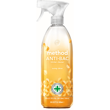 Method Anti-bac Kitchen Cleaner Sunny Citrus 828ml