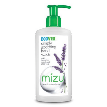 Mizu Simply Soothing Hand Soap with Lavender - 250ml(Pack of 6)