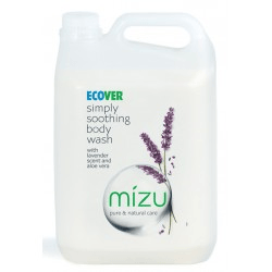 Mizu Simply Soothing Hand Wash with Lavender - 1L
