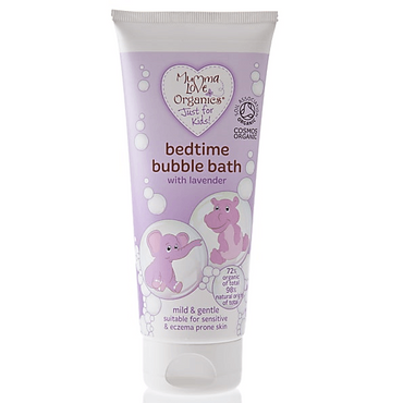 Mumma Love Organics Organic Kids bedtime bubble bath