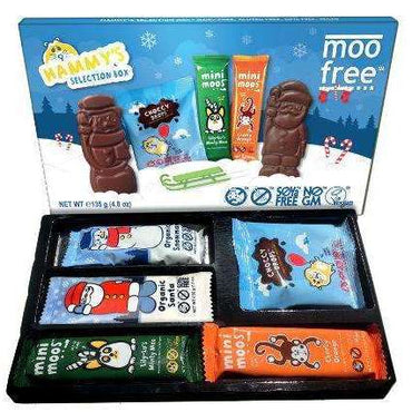 Moo Free Hammy's Chocolate Selection Box 135g
