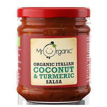 Mr OrganicCoconut and Turmeric Salsa 200g