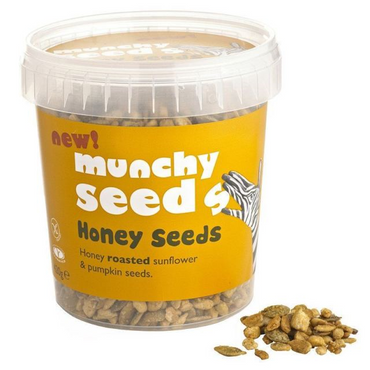 Munchy Seeds Honey roasted pumpkin and sunflower seeds 420g