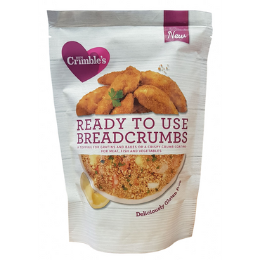 Mrs Crimbles Ready to Use Breadcrumbs 150g