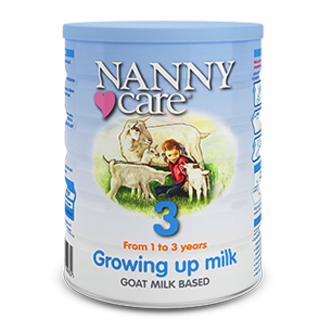 NannyCare Goat Growing Up Milk 400g