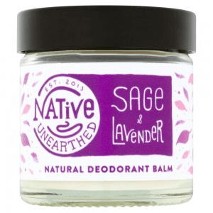 Native Unearthed Lavender and Sage Balm 60ml