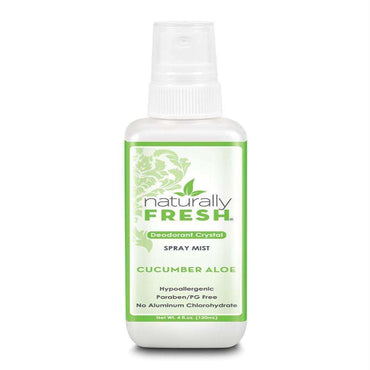 Naturally Fresh Cucumber Aloe Spray Mist 120ml