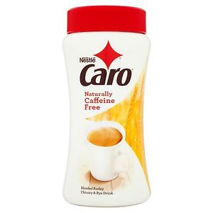 Nestle Caro Caffeine Free Hot Beverage 120g
