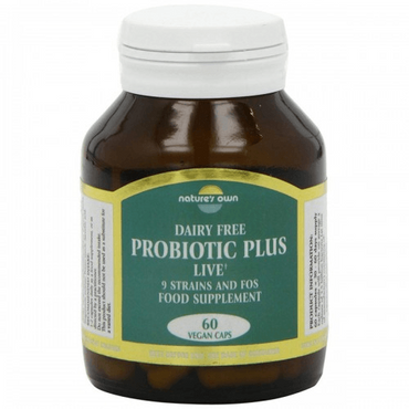 Natures Own Biotic Plus 60 vcaps