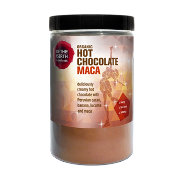 Of The Earth Organic Hot Chocolate with Maca 180g