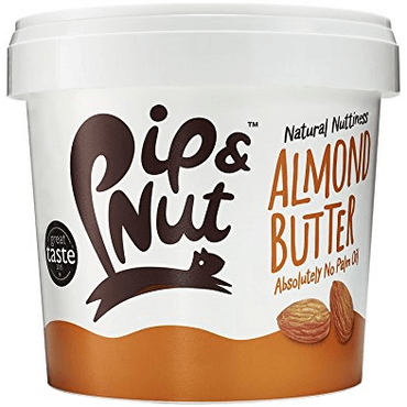 Pip and Nut Smooth Almond Butter 1000g