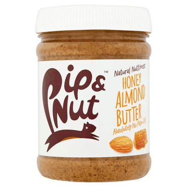 Pip and Nut Honey Almond Butter Jar 225g