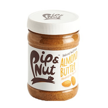 Pip and Nut Smooth Almond Butter Jar 225g