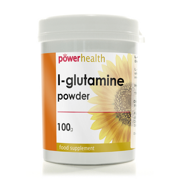 Power Health L-Glutamine Powder 100gr