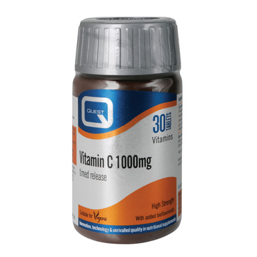 Quest Vitamin C 1000mg 120 Tablets