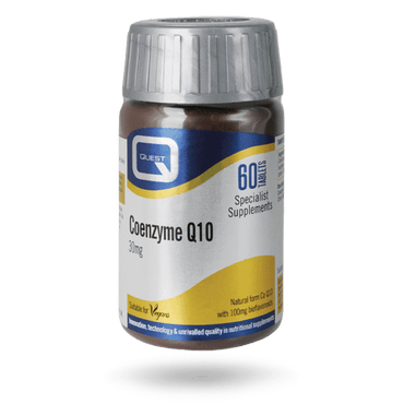 Quest Co Enzyme Q10 30mg 60 Tablets