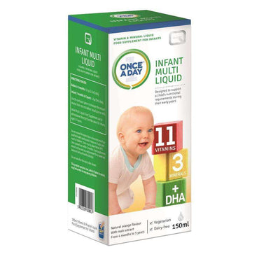 Quest Infant Multi Liquid 150ml