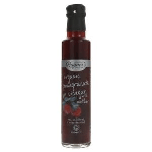 Rayners Essentials Organic Pomegranate Vinegar with Mother 250ml