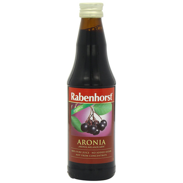 Rabenhorst Org pure aronia juice 330ml