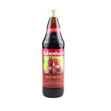 Rabenhorst Org Beetroot Juice 100% 750ml