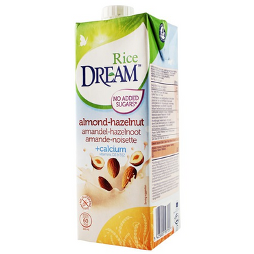 Rice Dream Hazelnut & Almond 1000ml