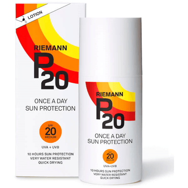 Riemann P20 Sun Protection SPF20 Lotion - 200ML