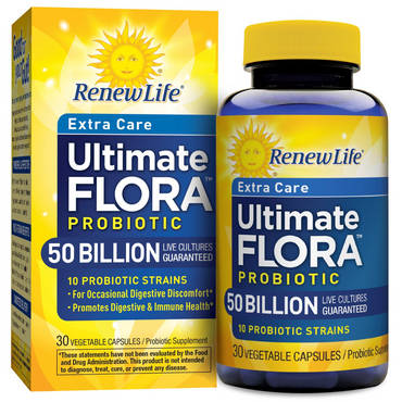Renew LifeUltimate Flora 50 Billion 30s