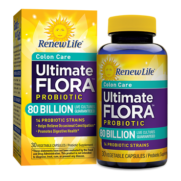 Renew LifeUltimate Flora 80 Billion 30s