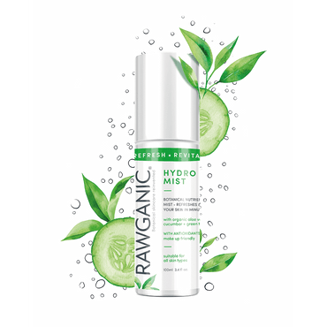 Rawganic Refreshing Facial Spray Mist 6ml
