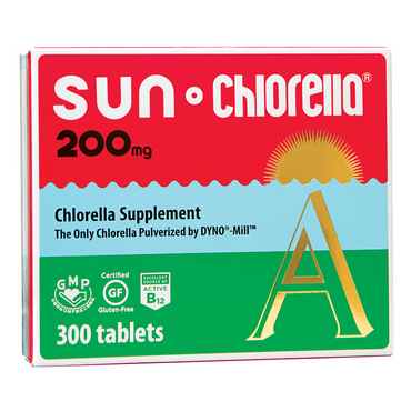 Sun ChlorellaA 300 Tablets