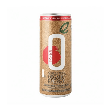 Scheckters Organic Energy Drink Original 250ml(Pack of 4)