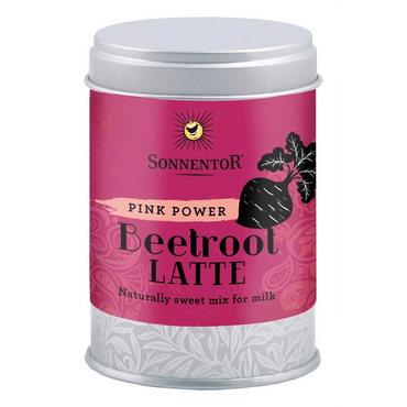 Sonnentor Org Beetroot Latte Tin 70g