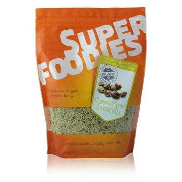Superfoodies Hemp Seeds Shelled 100g