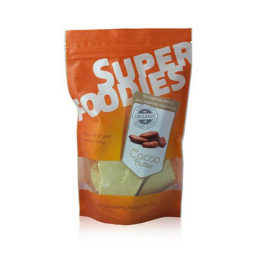 Superfoodies Cacao Butter 500g