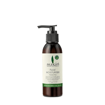Sukin Facial Moisturiser Pump 125ml