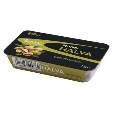 Sunita Pistachio Honey Halva 75g