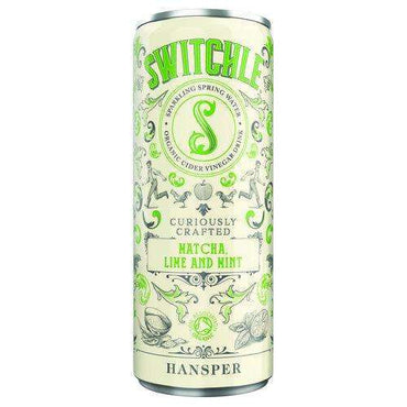 Switchle Organic Matcha Lime and Mint 250ml(Pack of 3)