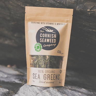 The Cornish Seaweed Company Organic Dried Sea Greens 15g