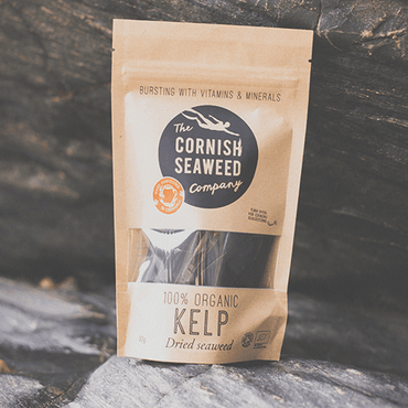 The Cornish Seaweed Company Organic Kelp Seaweed 30g