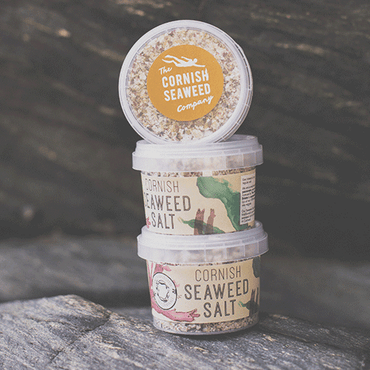 The Cornish Seaweed Company Cornish Seaweed Salt - 70g