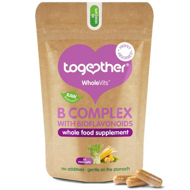Together Health WholeVit Vitamin B Compex 30 Caps
