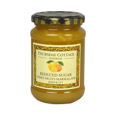 Thursday Cottage Reduced Sugar Three Fruit Marmalade 315g