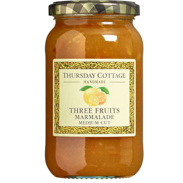 Thursday Cottage Three Fruits Marmalade 454g