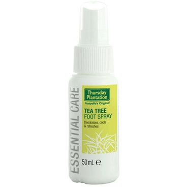 Thursday Plantation Teatree Foot Spray - Tea Tree 50ml