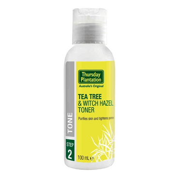 Thursday Plantation Teatree Tea Tree & Witch Hazel Toner 100ml