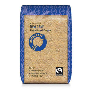 Traidcraft Raw Cane Sugar 500g