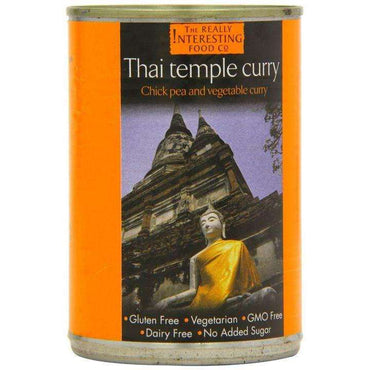 The Really Interesting Food Co Thai Temple Curry 400g