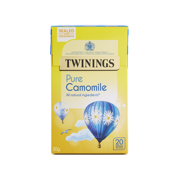 Twinings Pure Camomile infusion 20 teabags