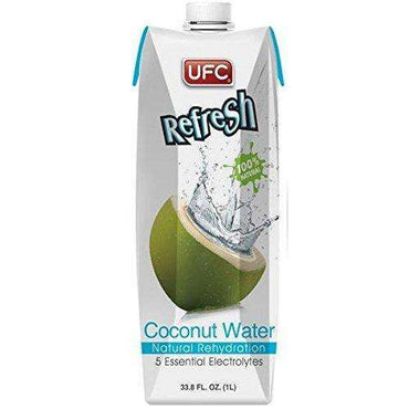 UFC Refresh Coconut Water 1000ml (Pack of 3)