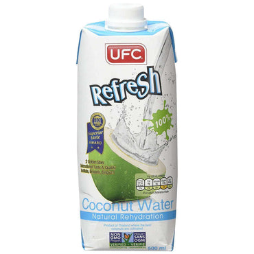 UFC Refesh Coconut Water 500ml (Pack of 3)